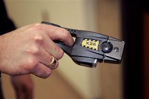 Небольшое средство самозащиты в вашем кармане.