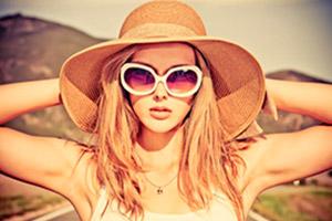 Каждый должен иметь солнцезащитные очки!