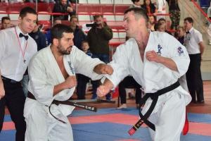 Обучение каратэ для взрослых