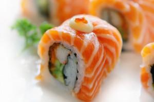 Настоящие суши